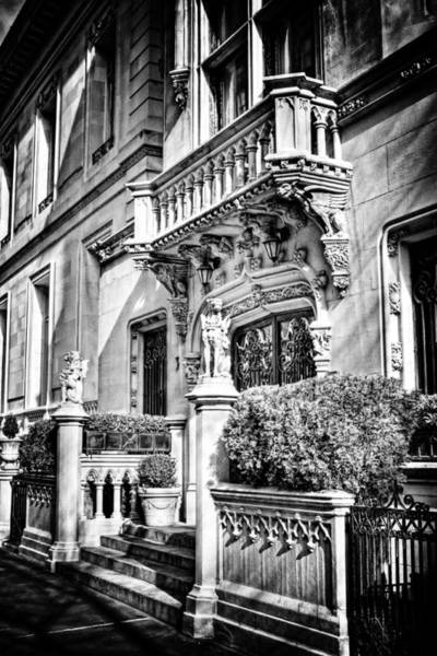 Photograph - Manhattan East Side Buildings 02 by Val Black Russian Tourchin