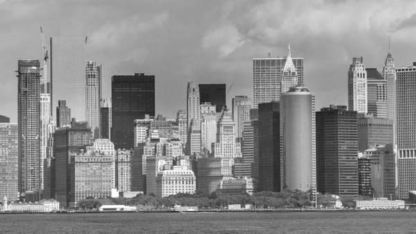Wall Art - Photograph - Manhattan New York by FL collection