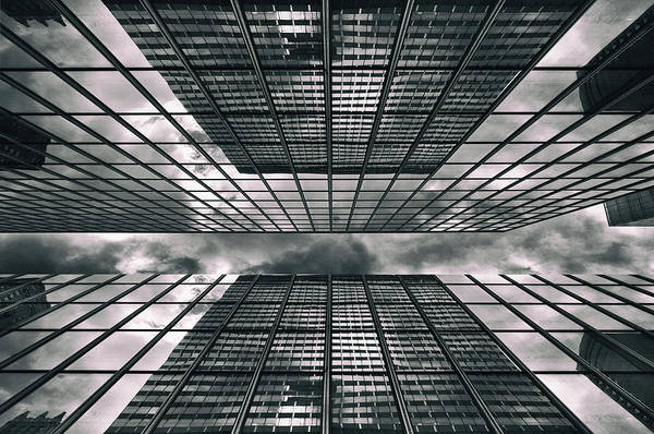 Wall Art - Photograph - Manhattan Perspectives by Jessica Jenney