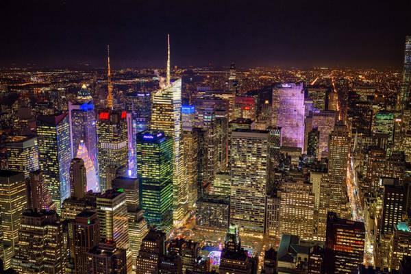 Photograph - Manhattan by Ross Henton