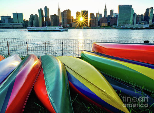 Wall Art - Photograph - Manhattan Summers by DAC Photo