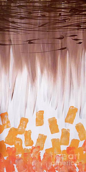 Painting - Manic by Jilian Cramb - AMothersFineArt