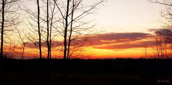 Photograph - Manitoba Sunset by Joanne Smoley