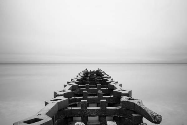 Photograph - Manitowoc 2 by CA  Johnson