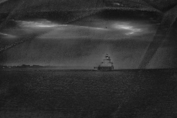Wall Art - Photograph - Manitowoc Lighthouse 2015-3 by Thomas Young