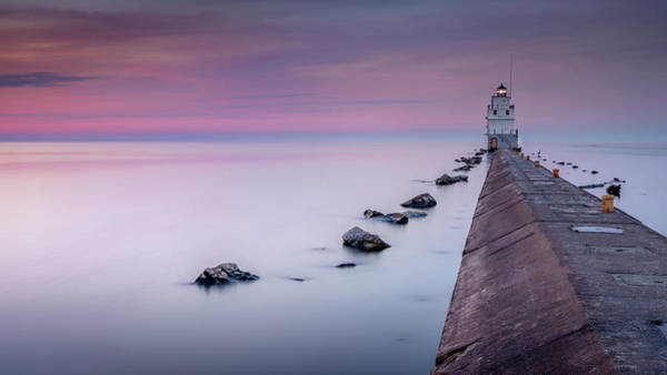 Photograph - Manitowoc Morning by Josh Eral