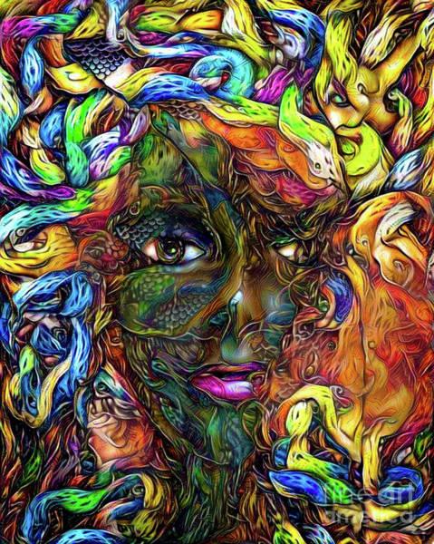 Mannequin Digital Art - Mannequin Portrait 4 by Amy Cicconi