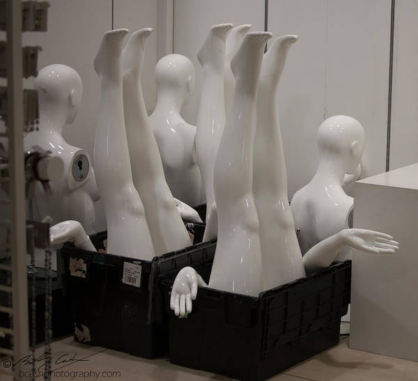 Photograph - Mannequins by Beverly Cash