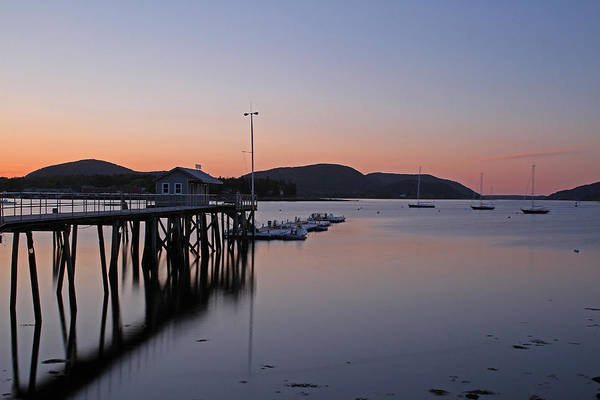 Photograph - Manset Harbor by Juergen Roth