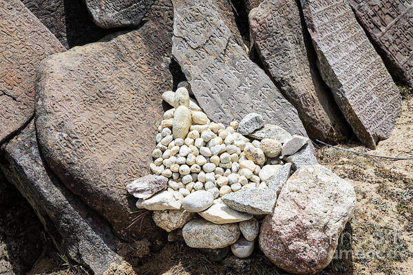 Photograph - Mani Stones by Scott Kemper