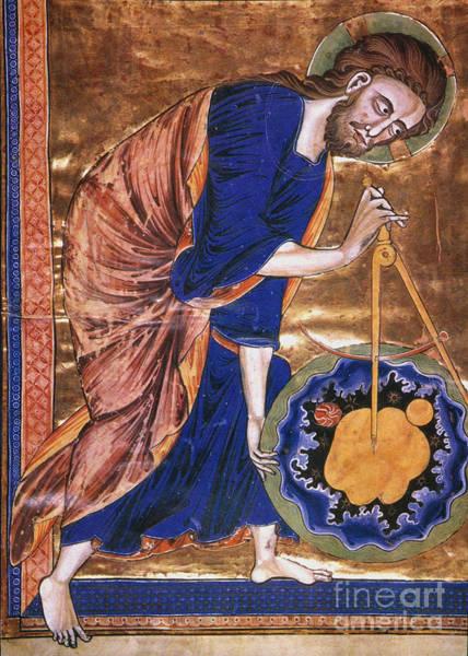 Wall Art - Photograph - Manuscript Illumination by Granger