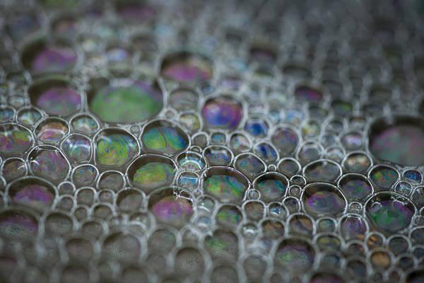 Photograph - Many Bubbles by Robert Potts