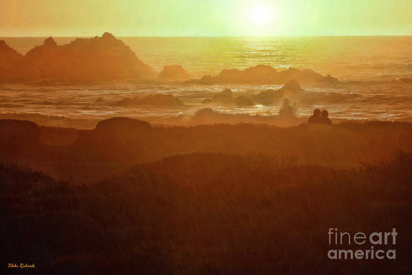 Photograph - Many Sunsets Together by Blake Richards