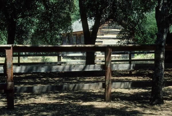 San Rafael Wilderness Photograph - Manzana Schoolhouse - Kodachrome 25 by Soli Deo Gloria Wilderness And Wildlife Photography