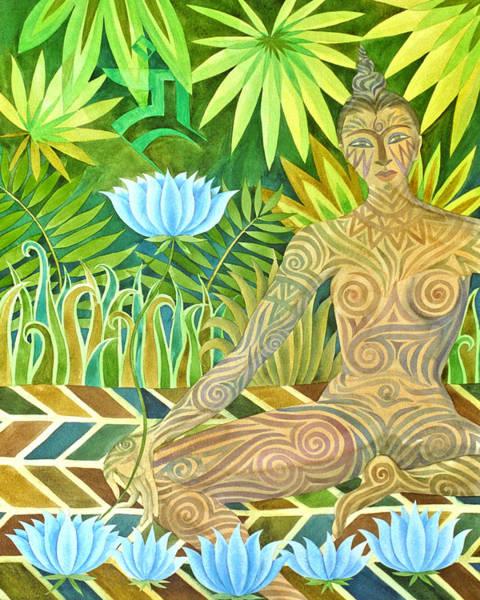 Tara Painting - Maori Tara  by Jennifer Baird