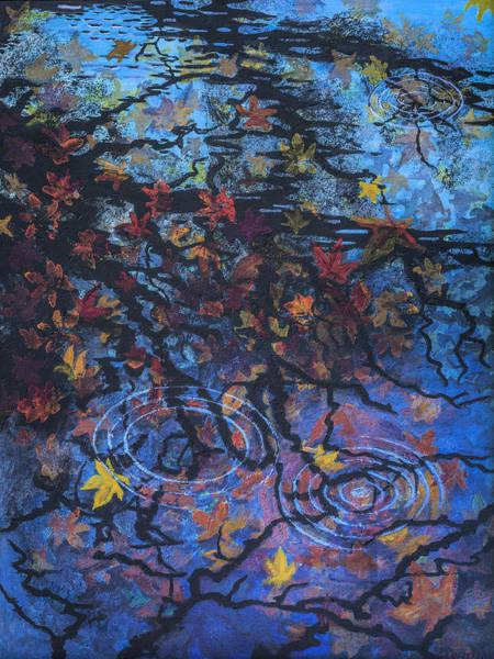 Maple Sky Art Print