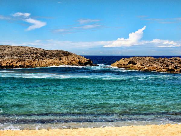 High Dynamic Range Digital Art - Mar Chiquita North Coast Puerto Rico by Frank Feliciano