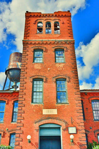 Photograph - Marathon Motor Works Tower by Lisa Wooten