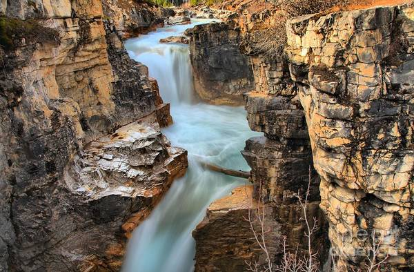 Photograph - Marble Canyon Falls by Adam Jewell