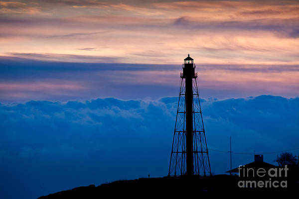 Photograph - Marblehead Light by Susan Cole Kelly