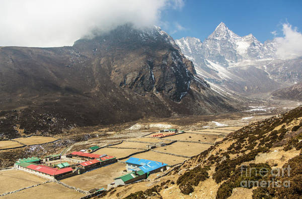 Photograph - Marchemo In Nepal by Didier Marti