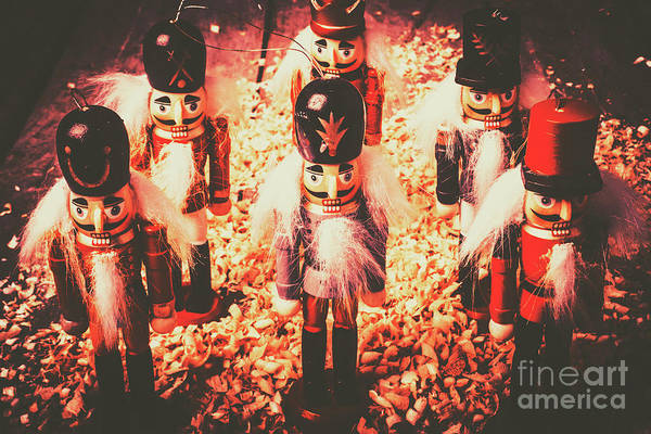 Toy Photograph - Marching In Tradition by Jorgo Photography - Wall Art Gallery