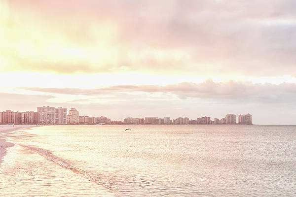 Photograph - Marco Island Sunrise Bright by Framing Places