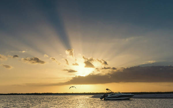 Photograph - Marco Island Ocean Sunset by Framing Places