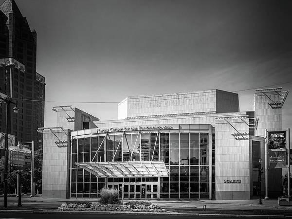 Wall Art - Photograph - Marcus Center, Milwaukee by Art Spectrum