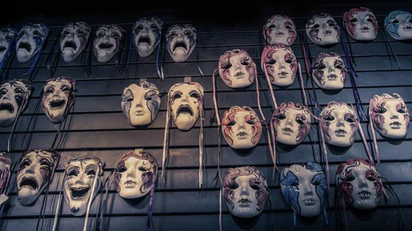 Wall Art - Photograph - Mardi Gras Mask by Art Spectrum