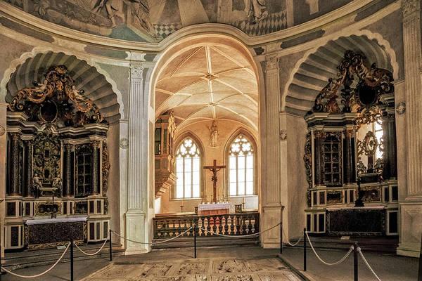 Photograph - Marienberg Festung Chapel Germany by Gerlinde Keating - Galleria GK Keating Associates Inc