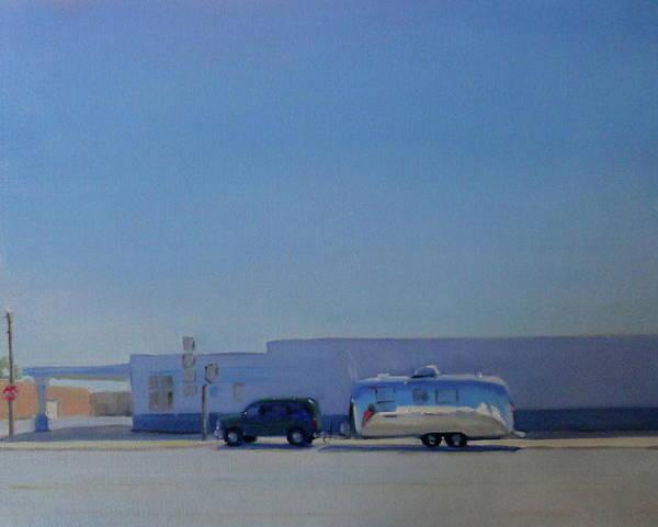 Painting - Marfa Texas by Elizabeth Jose