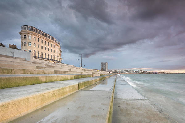 Margate Photograph - Margate And The Rokka by Ian Hufton