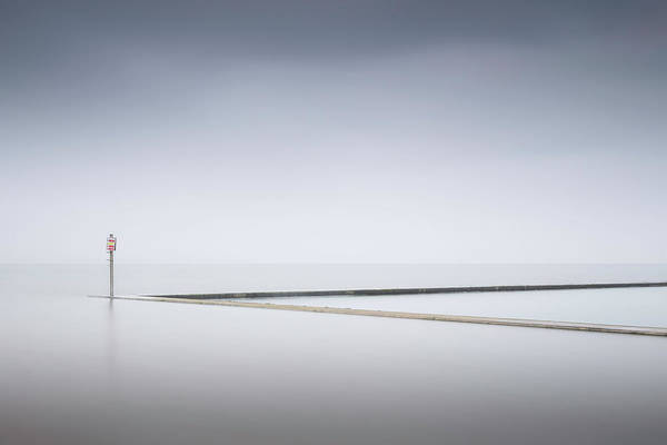 Margate Photograph - Margate Boating Pool by Ian Hufton