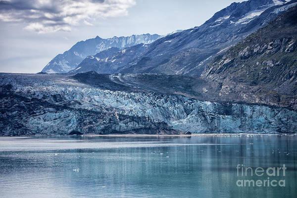 Wall Art - Photograph - Margerie Glacier by Timothy Johnson