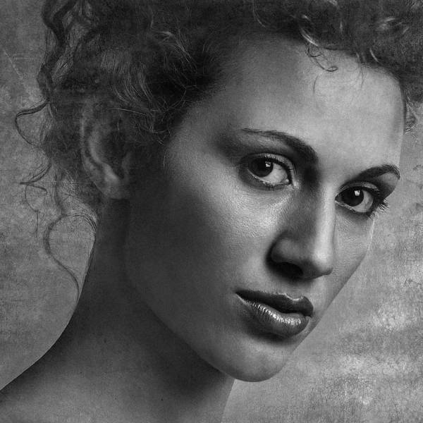 Classic Photograph - Maria by Fulvio Pellegrini