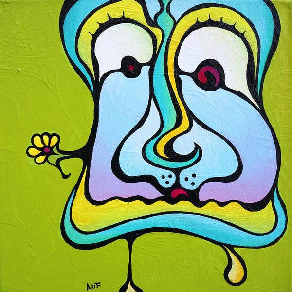 Painting - Marie Antoiletee by Amy Ferrari