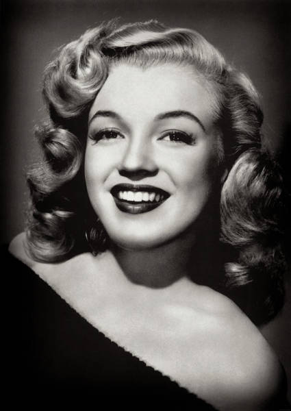 Leading Actress Wall Art - Photograph - Marilyn Ingenue by Daniel Hagerman