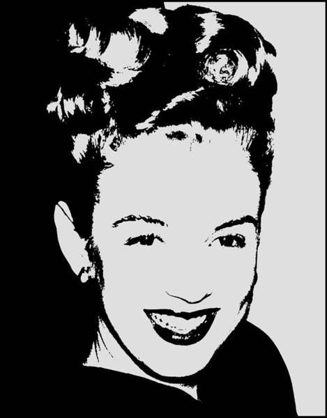 Photograph - Marilyn by Joann Vitali