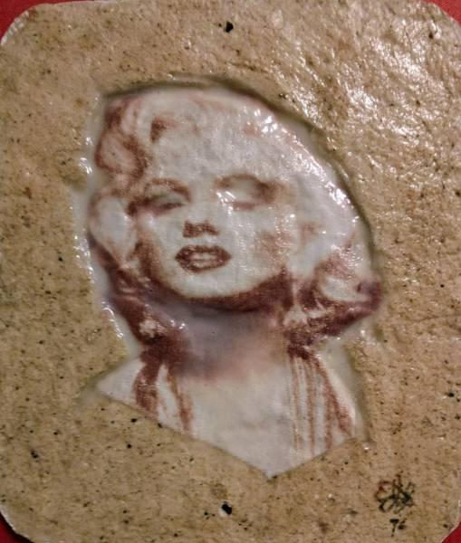 Mixed Media - Marilyn Monroe by Edward Longo