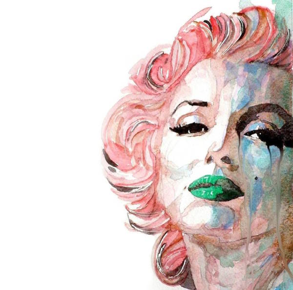 Marilyn Painting - Marilyn Monroe  by Paul Lovering