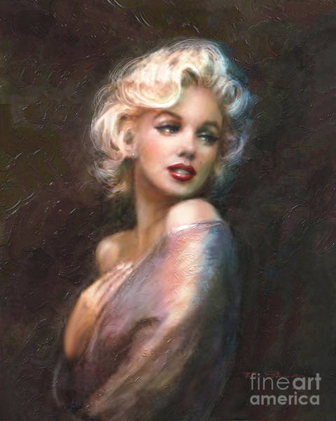 Painting - Marilyn Ww Classics by Theo Danella