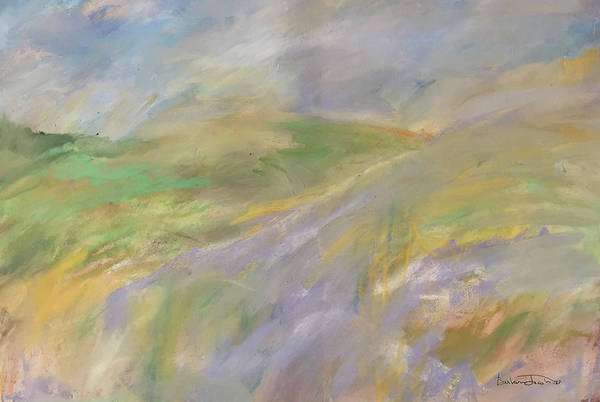 Pastel - Marin Hills by Barbara Jacobs