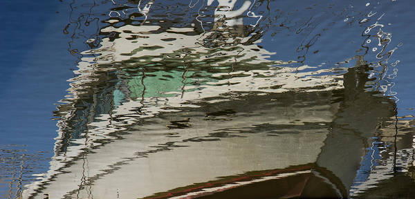 Photograph - Marine Abstract by James Woody