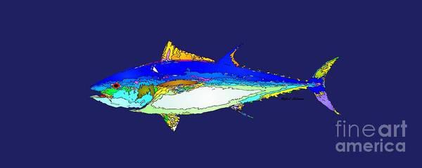 Digital Art - Marine Life by Rafael Salazar
