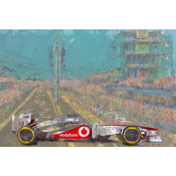 Wall Art - Photograph - #mariokart @team_penske #penske by David Haskett II