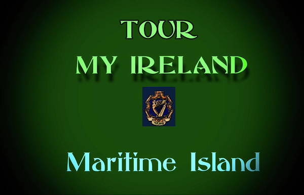 Painting - Maritime Ireland by Val Byrne