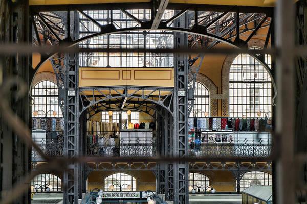 Photograph - Market Bars And Windows by Sharon Popek