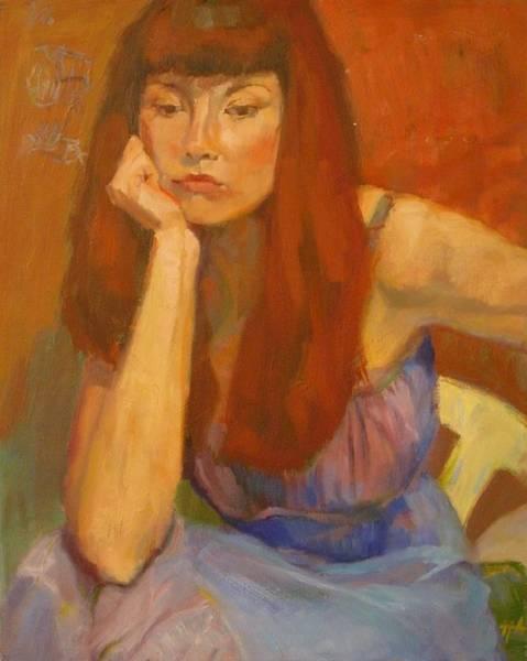 Painting - Marla by Irena Jablonski