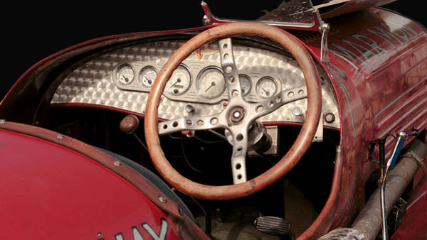 Photograph - Marmon Speedster by Susan Rissi Tregoning